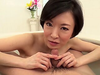 sex , milf , creampie , japanese , asian , uncensored , big tits