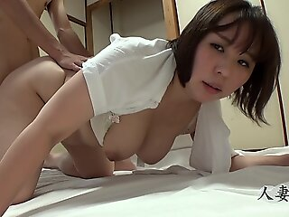 pov , creampie , japanese , asian , uncensored , big tits