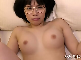 pov , japanese , asian , toys , dildo