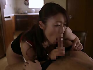 milf , brunette , japanese , asian , mom