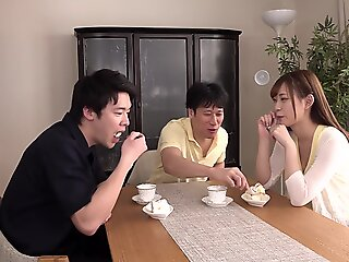 amateur , japanese , asian , threesome , small tits