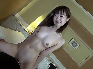 pov , creampie , japanese , asian , uncensored , toys , dildo