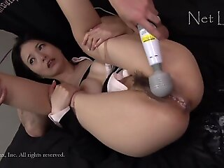 milf , brunette , creampie , japanese , asian , threesome , uncensored