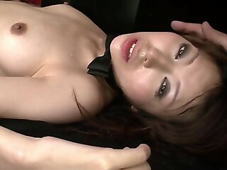 sex , milf , creampie , japanese , asian , uncensored