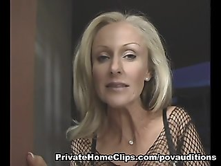 hot pov , oral blow