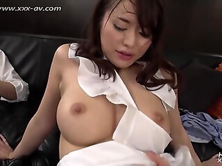 sex , japanese , asian , uncensored , cuckold , big tits