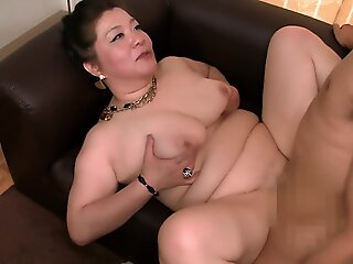 creampie , japanese , asian , mature , big tits