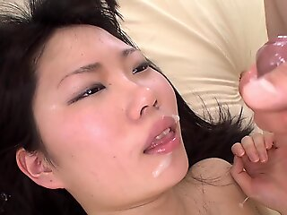 sex , creampie , japanese , asian , anal , uncensored