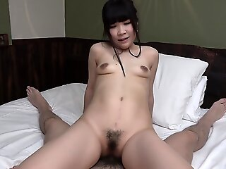 pov , brunette , japanese , jav , asian , uncensored